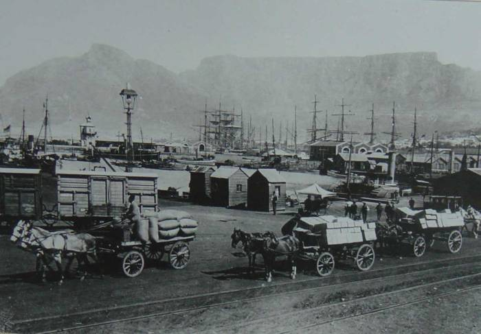 old cape town