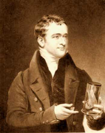 In 1802  Humphry Davy was appointed Professor of Chemistry at the Royal Institution and soon after Director of the Laboratory.