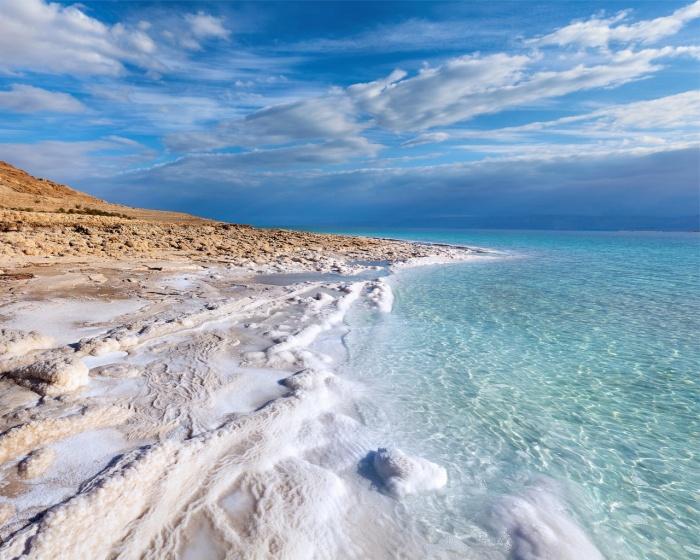 The salt of the seas