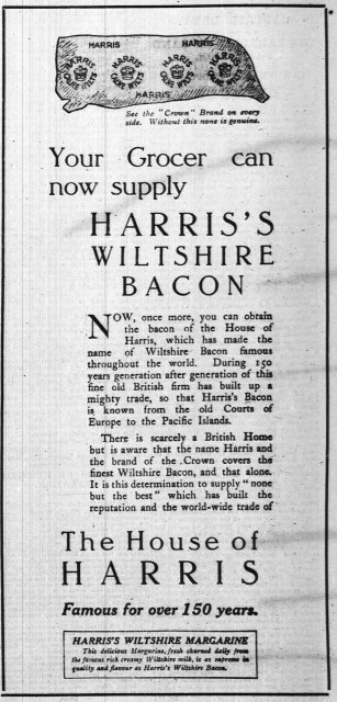From The_Times (London), Thursday, 20 May 1920