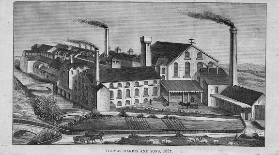 Harris  Factory 1887