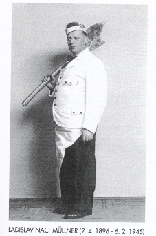 Ladislav NACHMÜLLNER, the master-butcher from Prague and inventor of the first commercial sodium nitrite based curing mix, Praganda.