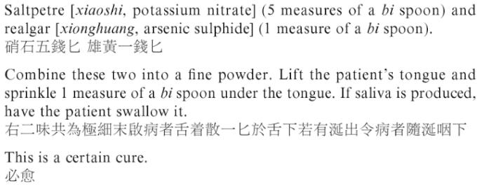 Dunhuang Medical Manuscripts 2