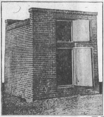 Smokehouse 1919 Georgia