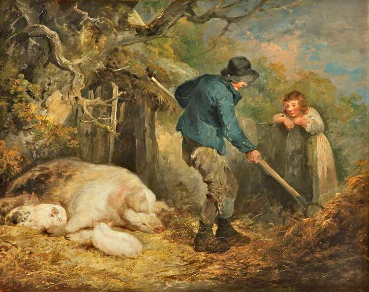 The Piggery George Morland 1791.jpg