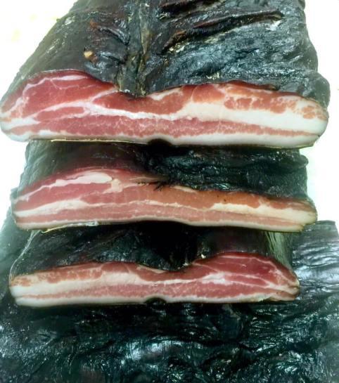R Goodrick smithfield (UK) Bacon