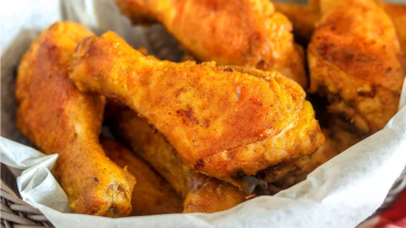 oven fried chicken drums